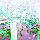 Sunlight thru a tree at the carousel by rainyjane
