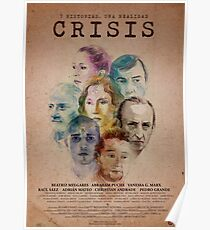 Cartel oficial de CRISIS Póster