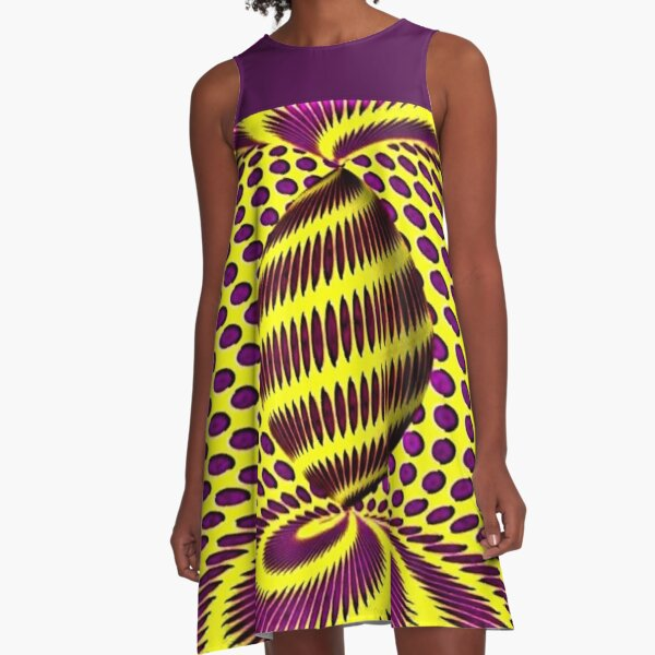 Freak Out 6 A-Line Dress