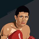 Boxing Greats - Julio Chavez by kickarse