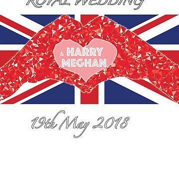 royal wedding shirt by yellowpinko