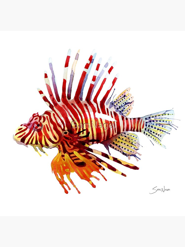 Lionfish by SamNagel