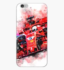 Sebastian Vettel 2018 iPhone Case