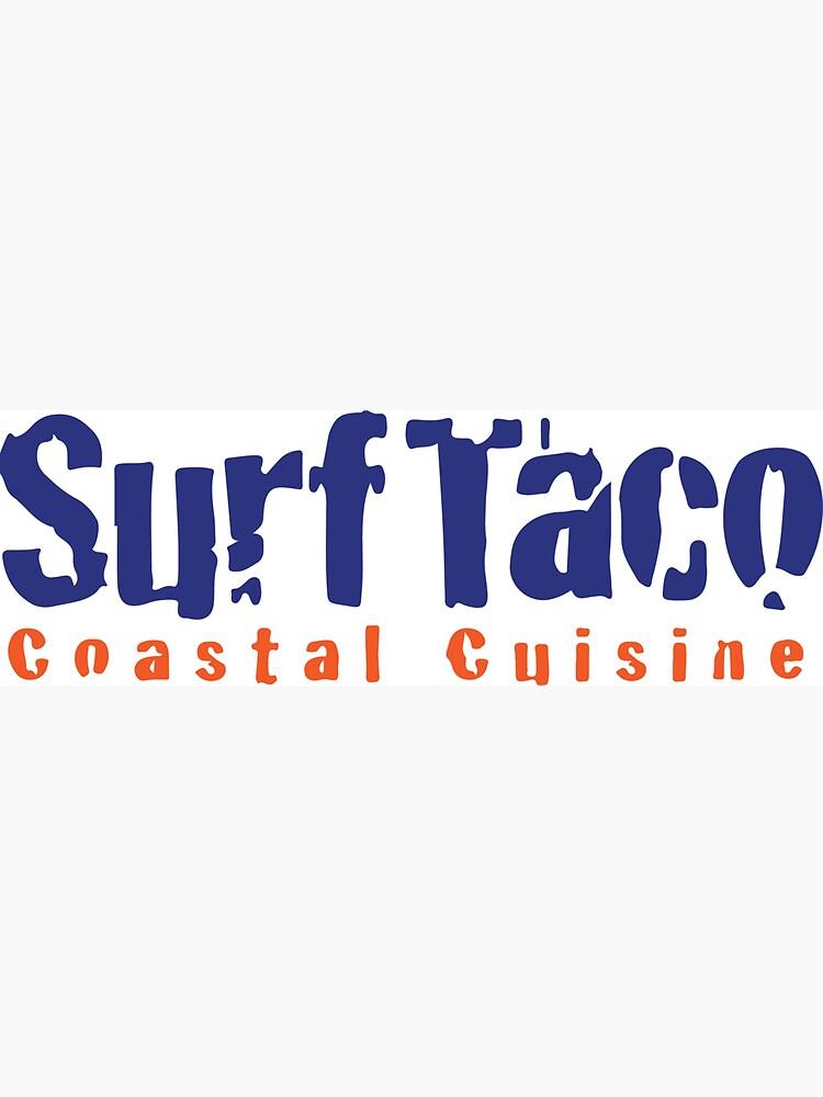 Surf Taco Costal Cuisine von MarkFabian