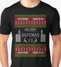 Vape Merry Christmas Vapemas Xmas Vaper Vaping Unisex T-Shirt