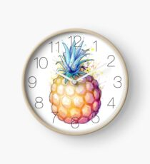 Fat Pineapple 2 Clock