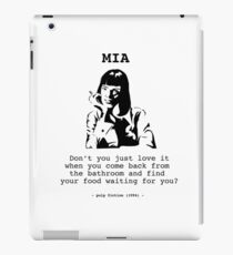 Pulp Fiction Meaning iPad Cases & Skins | Redbubble