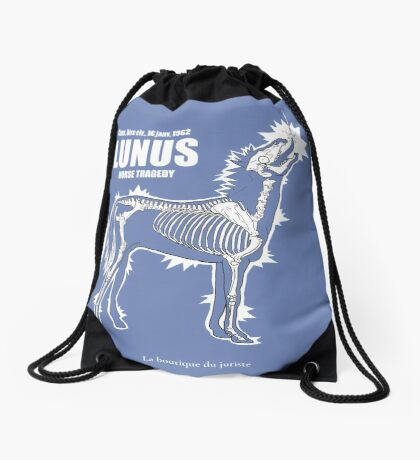 LUNUS , horse tragedy Sac à cordon
