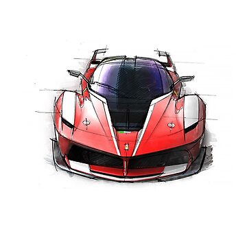Ferrari LaFerrari by NiceDesigning