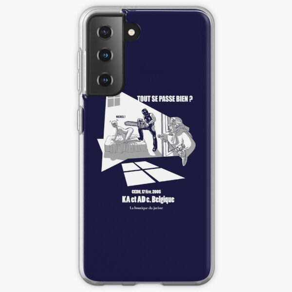 KA & AD Samsung Galaxy Soft Case