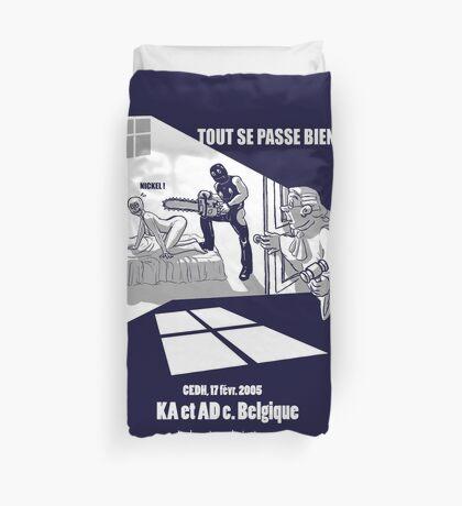 KA & AD Housse de couette