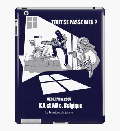 KA & AD Coque et skin iPad