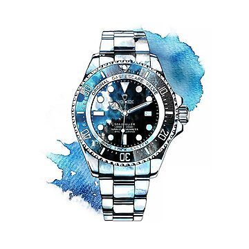 Rolex SeaDweller by NiceDesigning