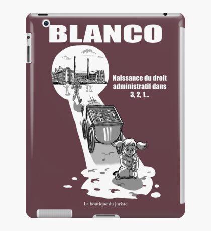 Blanco Coque et skin iPad
