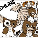 My version of the Magwai from Gremlins by dyertek