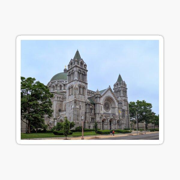 Saint Louis Cathedral Sticker