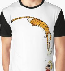 Calvin and Hobbes Graphic T-Shirt