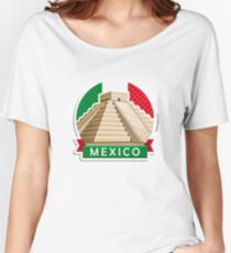 Mexico Women's Relaxed Fit T-Shirt