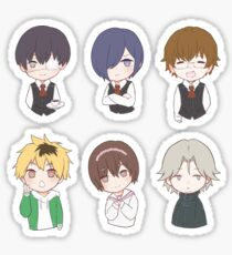 Tokyo Ghoul: Stickers Set Sticker