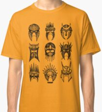 Masks Of Now Classic T-Shirt