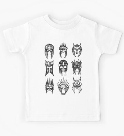 Masks Of Now Kids Clothes