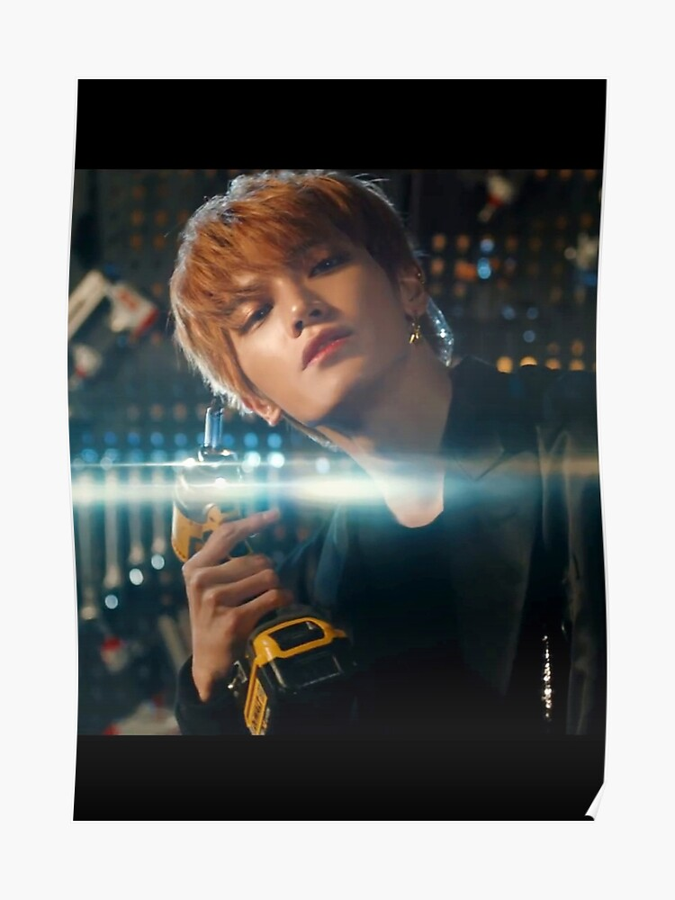 TAEYONG NCT 127 Chain | Poster