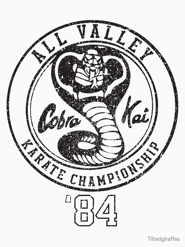 Cobra Kai von Tiltedgiraffes