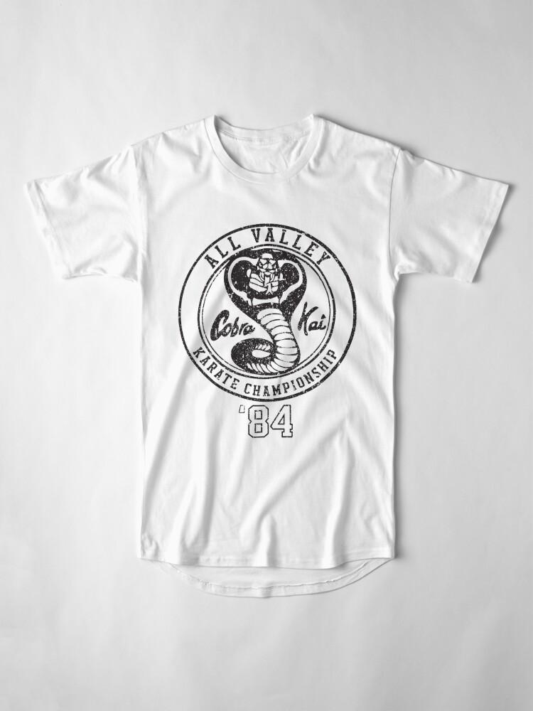 Alternative Ansicht von Cobra Kai Longshirt