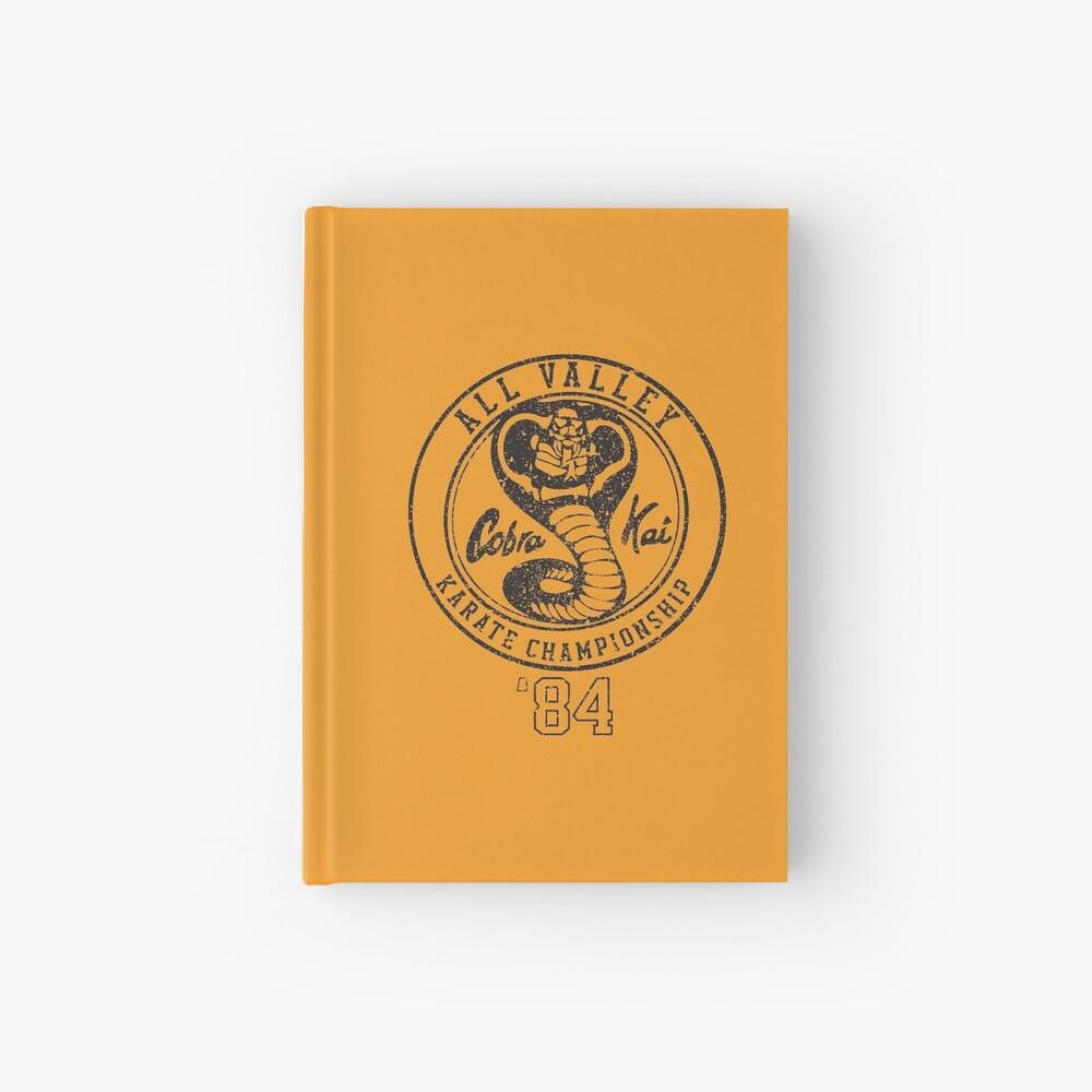 Cobra Kai Notizbuch