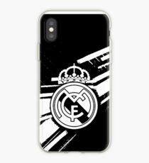 Real Madrid White iPhone Case