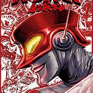 Redman - The Kaiju Hunter by Night-Shining