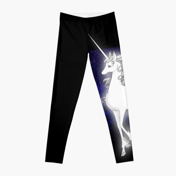 The Last Unicorn - Starry Night Leggings