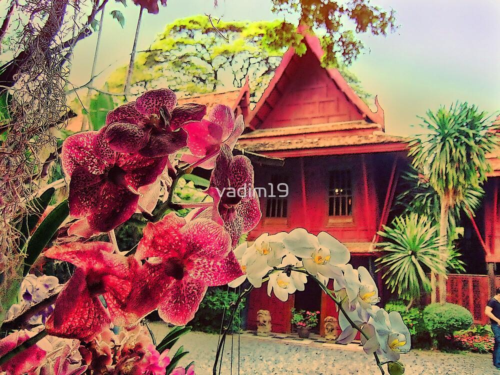 Jim Thompson's House, Bangkok, Thailand by vadim19