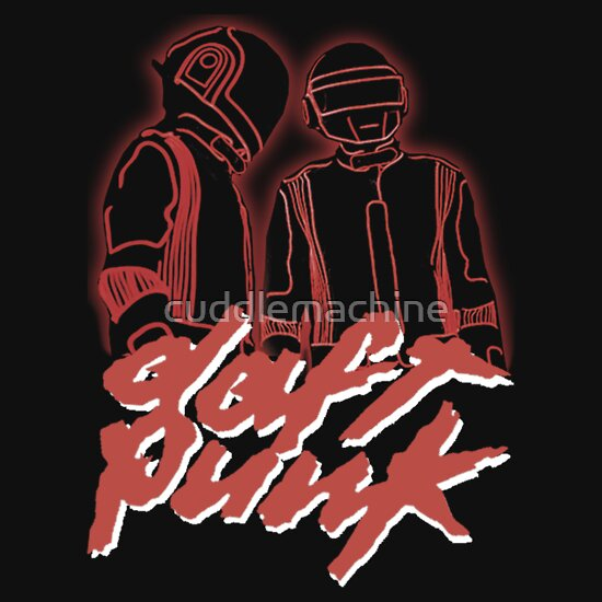 TShirtGifter presents: DAFT PUNK