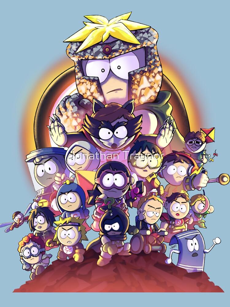 South Park - Infinity War by Jofamo
