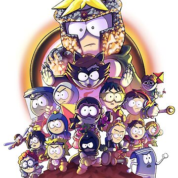 South Park - Infinity War by Jofamo
