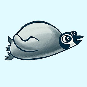 Cute penguin by klook