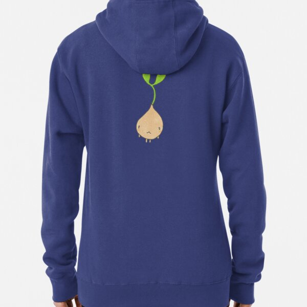 Little Sprouting Chickpea Pullover Hoodie