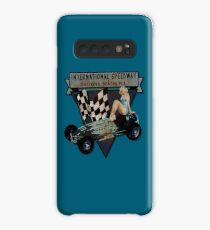 Daytona international motor speedway by MotorManiac  Case/Skin for Samsung Galaxy