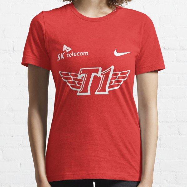 SK Telecom T1 Winter 2013-2014 Essential T-Shirt