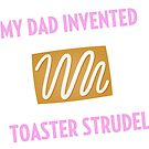 Toaster Strudel by RikDrawsThings