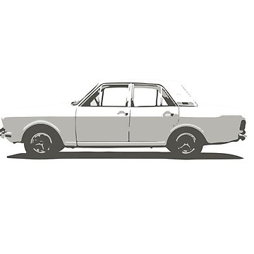 Ford Cortina Mk2 classic by opul