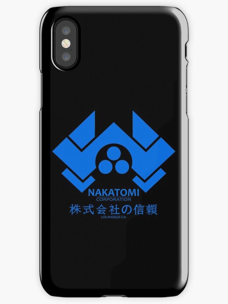 NAKATOMI PLAZA - DIE HARD (BLUE) by SUNSET-STORE