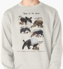Tapirs of the World Pullover
