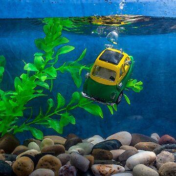 Bubblecar by AlanOrgan