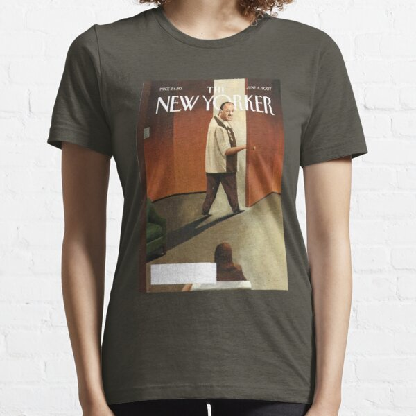 TONY SOPRANO NEW YORKER COVER Essential T-Shirt