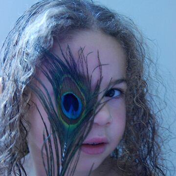 Peacock eye by Inese