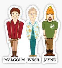 Firefly Animated characters Sticker