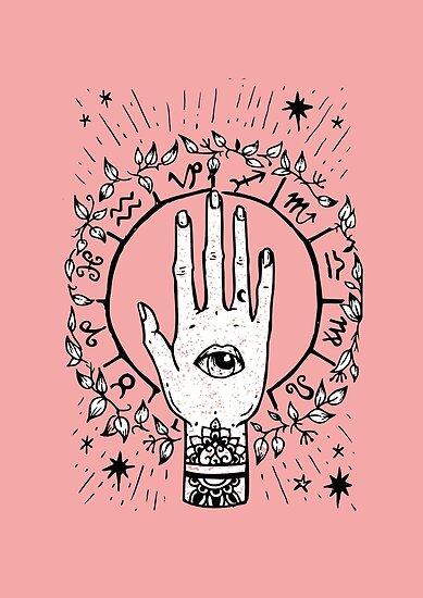 Zodiac Psychic Eye By Rfive