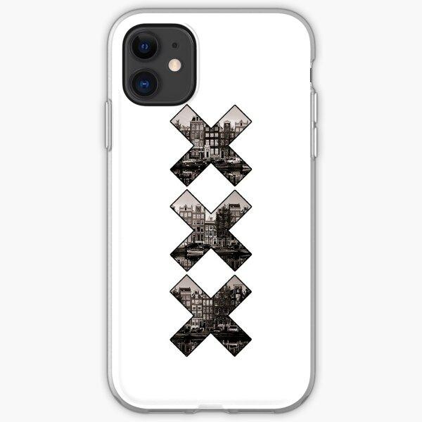 Amsterdam iPhone Soft Case